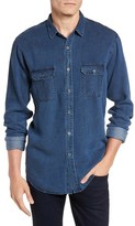 Rails Men's Beckford Denim Sport Shirt