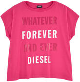 Diesel Sequined T-shirt