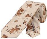 Mantieqingway Men' 6cmkinny tie Cotton Printedlimharp Necktie
