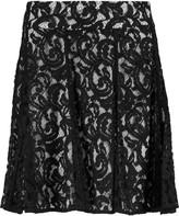 MICHAEL Michael Kors Corded lace mini skirt