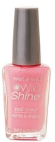 Wet n Wild Wild Shine Nail Color, Tickled Pink 402