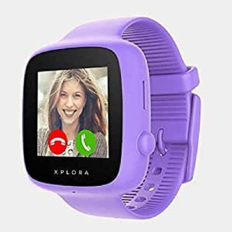 Xplora Go GPS Watch with Location Location Voice Call Message Submersible and Camera
