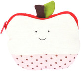 Smallable Apple Zip-Up Pouch