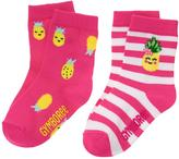 Gymboree Pineapple Socks