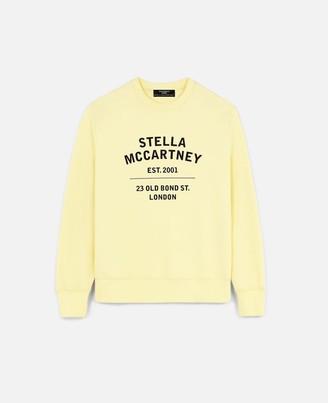 Stella McCartney 23 obs organic cotton sweatshirt