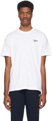 Reebok Classics White Classic Vector T-Shirt