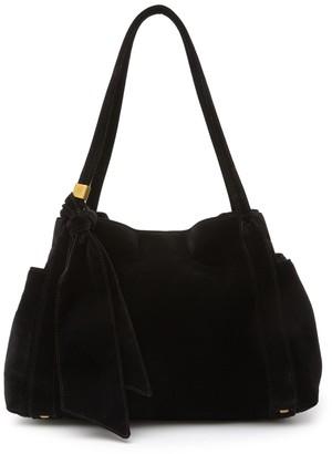 Eric Javits Velvi Velvet Shoulder Bag