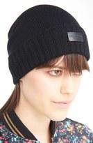 Saint Laurent Women's Cashmere Beanie - Black