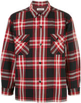 Monkey Time Long Sleeve Check Shirt