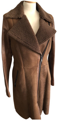 Ventcouvert Brown Leather Coats