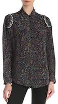 The Kooples Gipsy Paisley Print Shirt