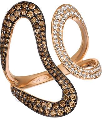 LeVian Le Vian 14K Rose Gold 1.03 Ct. Tw. Diamond Ring