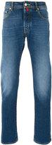 Jacob Cohen washed stretch denim jeans - men - Cotton/Spandex/Elastane - 31