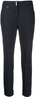 Lorena Antoniazzi Star-Charm Tapered Trousers