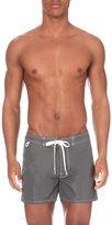 Sundek Tie-front Swim Shorts