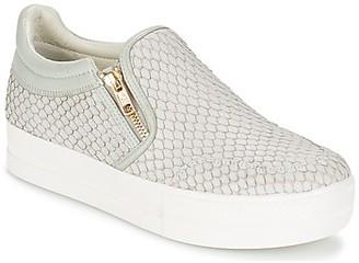 Ash JORDY women's Shoes (Trainers) in Grey