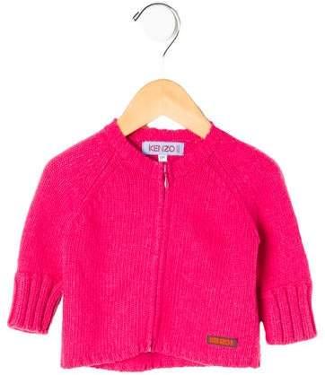 Kenzo Girls' Wool-Blend Sweater