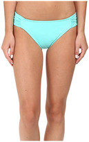 LaBlanca La Blanca Island Goddess Side Shirred Hipster Bottom