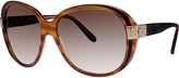 Chloé CL221102 Two-Tone Sunglasses