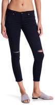 Just USA Knee Slit Crop Jeans