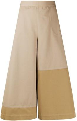 Loewe Flared Culotte Trousers
