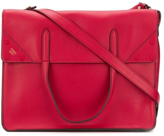 Fendi FF slip large shoulder bag