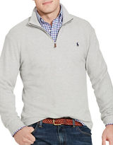 Polo Ralph Lauren Cotton-Blend Half-Zip Pullover Sweater