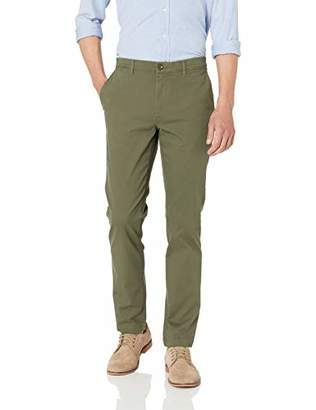 Amazon Essentials Skinny-Fit Broken-in Chino Pant32W x 29L