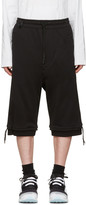 Y-3 Black M Brnd Ft Shorts