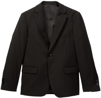 Isaac Mizrahi Solid Sports Blazer (Toddler, Little Boys, & Big Boys)