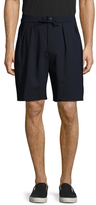 Paul Smith Formal Solid Pleated Shorts