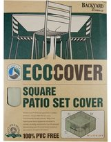 Mr. Bar-B-Q Backyard Basics Eco-Cover Square Patio Cover