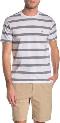 Original Penguin Auto Stripe T-Shirt