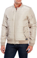 Wesc Quilted Bomber Jacket