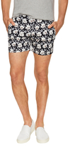 Parke & Ronen Medallion Print Holler Shorts
