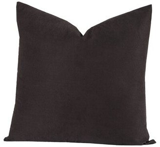 "Crayola Llc Throw Pillow Cover LLC Size: 16"" H x 16"" W x 6"" D, Color: Black"
