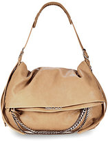 Jimmy Choo Large Biker Shoulder Bag