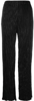 Cult Gaia Stacie plisse trousers