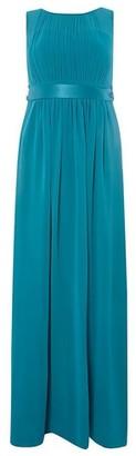 Dorothy Perkins Womens **Showcase Teal 'Natalie' Maxi Dress