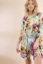Umgee USA Seafoam Floral Dress