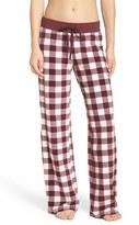 Make + Model Women's Fleece Pajama Pants