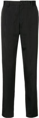 Dolce & Gabbana straight-fit suit pants