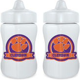 Baby Fanatic Clemson Tigers Sippy Cup - Set of Two