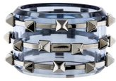 Burberry Studded Lucite Bangle