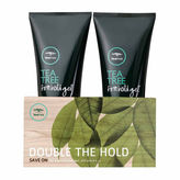 PAUL MITCHELL TEA TREE Paul Mitchell Tea Tree Firm Hold Gel Duo 2-pc. Value Set - 13.6 oz.