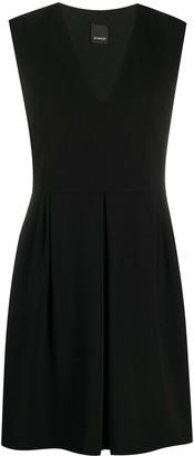 Pinko V-neck shift dress