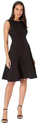Nanette Lepore Perfectionist Dress (Black) Women's Dress