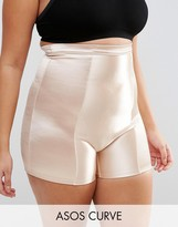 Asos SHAPEWEAR High Shine Control Short
