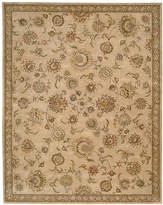 "Nourison Wool & Silk 2000 2360 9'9"" x 13'9"" Area Rug"