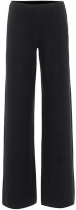 Loro Piana Canary wide-leg cashmere pants